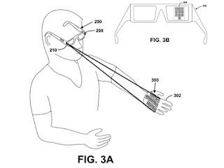 تفاصيل اختراع نظارة جوجل الجديدة