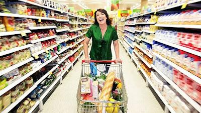 Inilah Trik Supermarket Menggiringmu Belanja Lebih Banyak