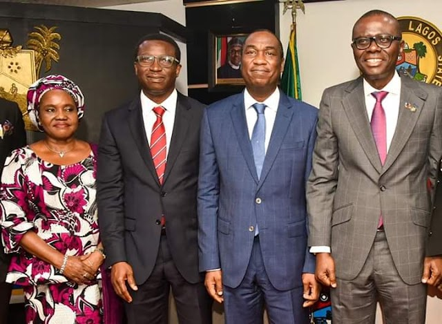 Governor Sanwo-Olu Appoints Shefiu Abiodun Muritala as New Lagos Accountant General