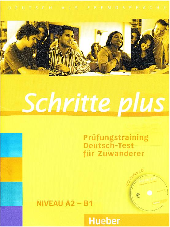 Schritte plus Pruefungstrainig DTZ pdf mit cd Free Download