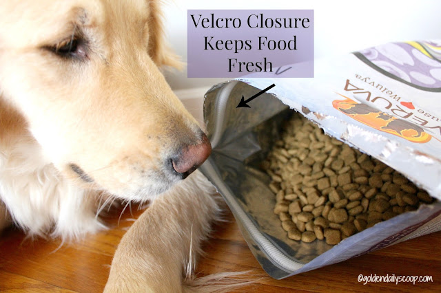 Weruva's Caloric Melody velcro bag dog food review