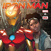 Invincible Iron Man - #4 (Cover & Description)
