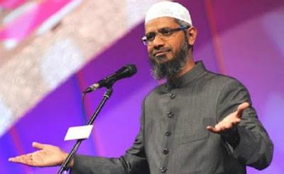 INDONESIA MAYORITAS MUSLIM, TAPI TV NASIONALNYA TAKUT SIARKAN CERAMAH ZAKIR NAIK