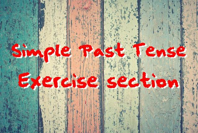 Contoh Soal Simple Past Tense Paling Efektif