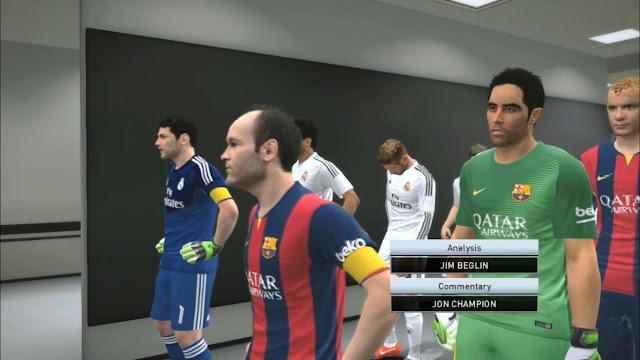 Sosok Dibalik Komentator PES (Pro Evolution Soccer) yang Legendaris Dan Terbaru