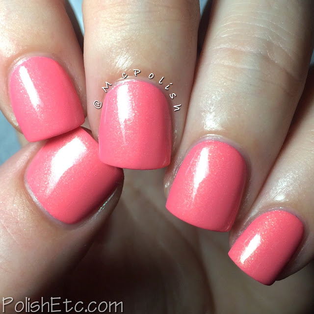 Takko Tuesday! - Afternoon Delight - McPolish