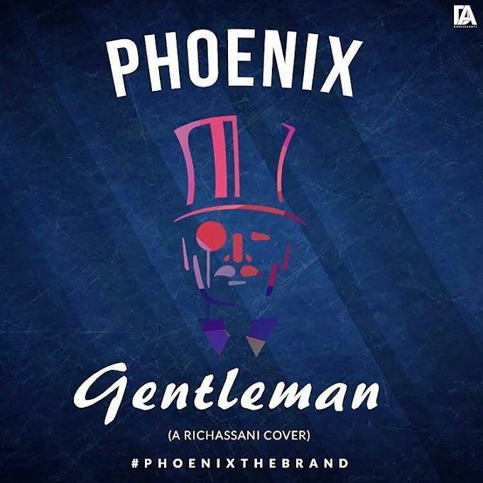Phoenix - Gentleman Cover