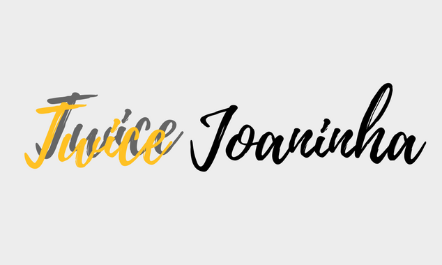"""5 coisas que adoro no blog """" Twice Joaninha"""""""