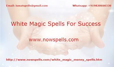 White Magic Spells For Success