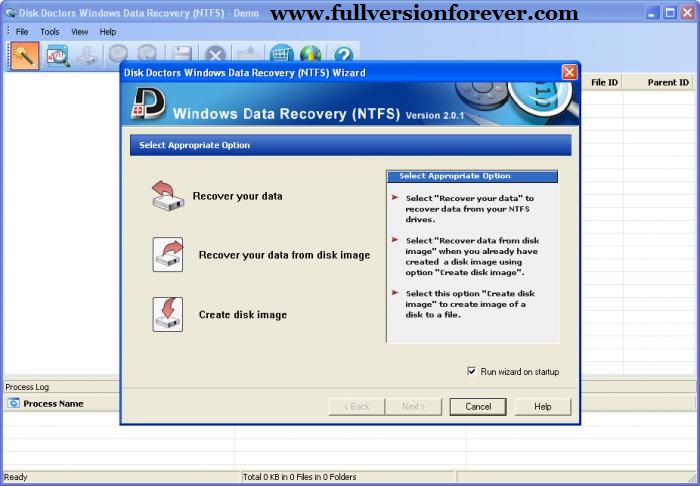software recovery data with crack
