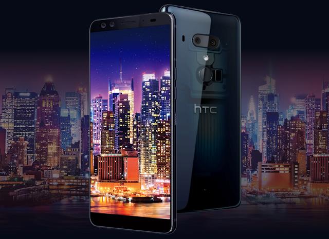 HTC U12+ Specs