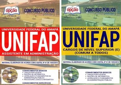 Apostila UNIFAP Técnico em Assuntos Educacionais