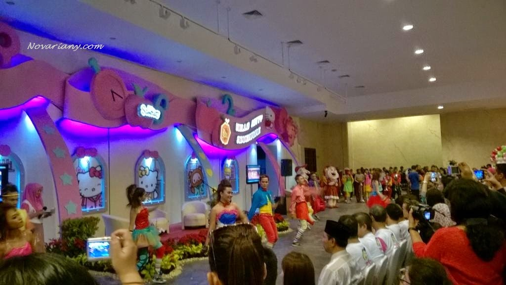acara Grand Launching Wahana Baru dufan