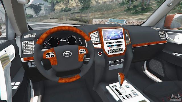 دابهزاندنی یاری GTA V لهگهڵ Mod Cars بۆ كۆمپیتهر