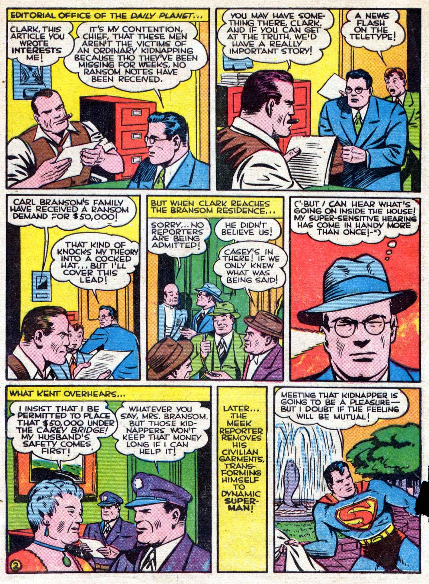 Action Comics (1938) 42 Page 2