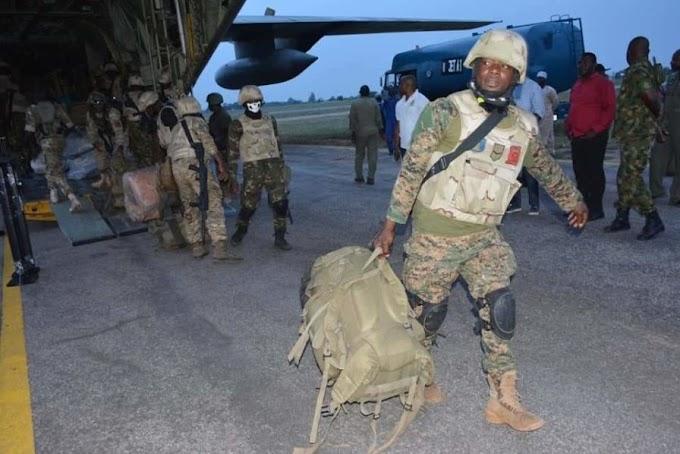 NAF deploys Special Forces to Kaduna
