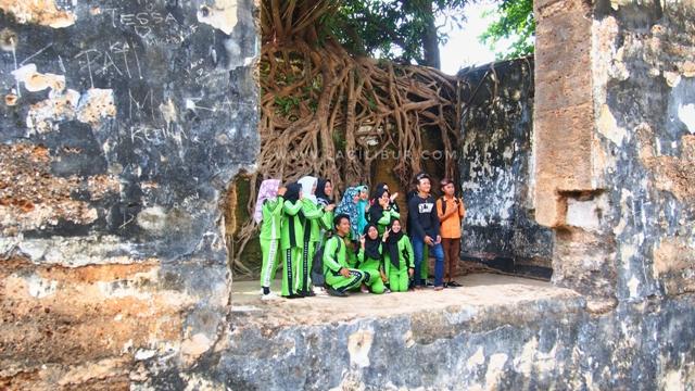 Benteng Toboali Bangka Selatan