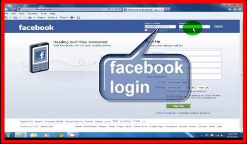facebook login sign in facebook login sign in