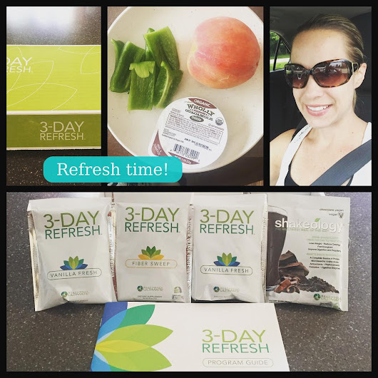 Be You, Be Healthy: 3 Day Refresh