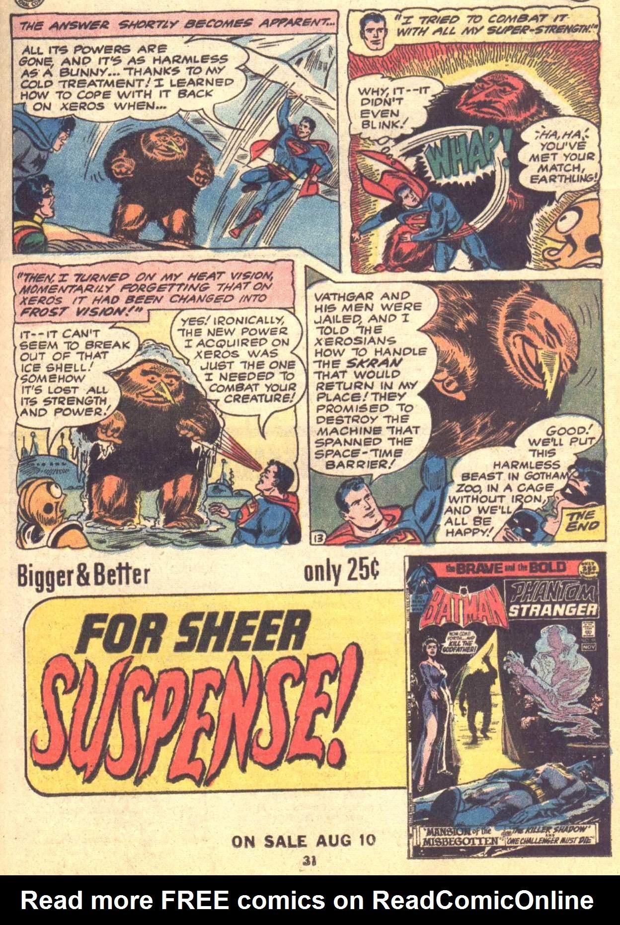 Read online World's Finest Comics comic -  Issue #206 - 30