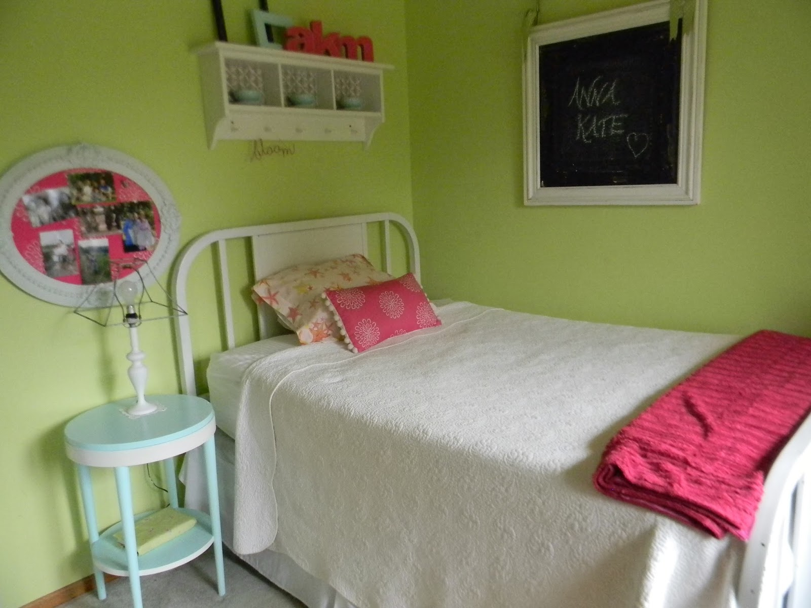 Renew My Home: Redecorating A Small Bedroom