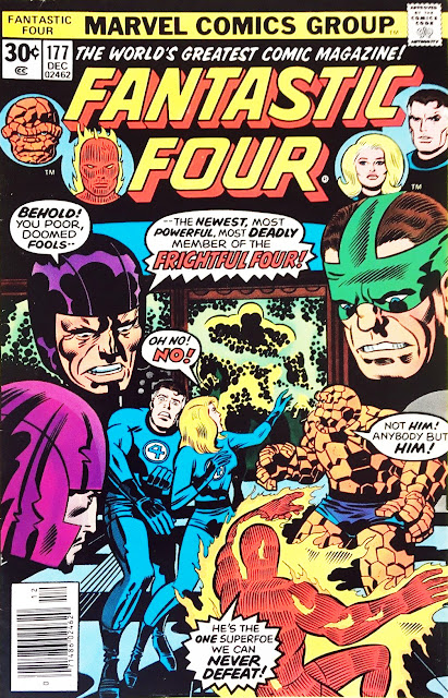 Fantastic Four #177 - FF Review 14 of 99