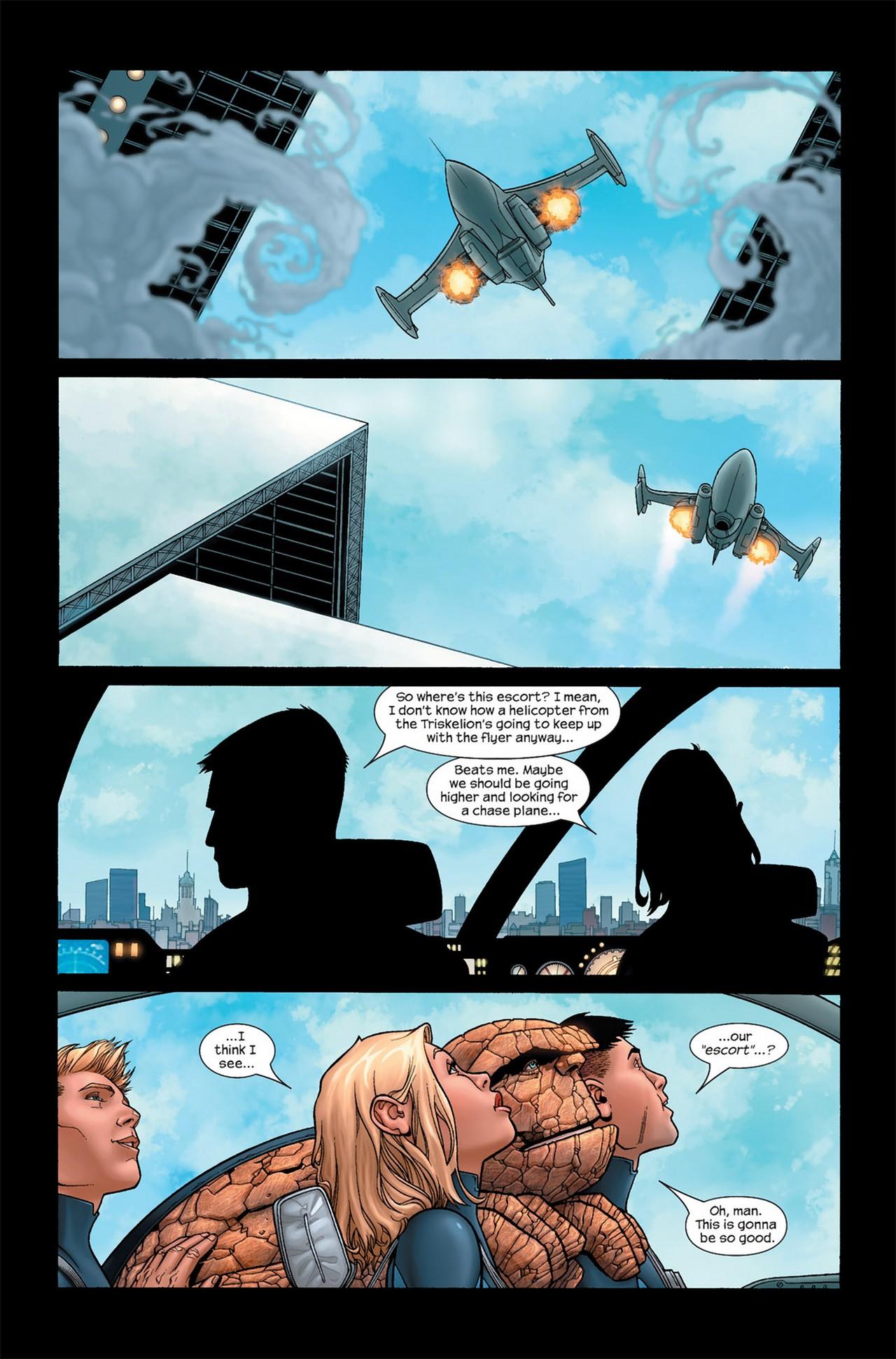 Read online Ultimate Secret comic -  Issue #2 - 21