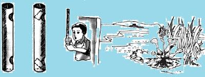Cara membuat periskop sederhana
