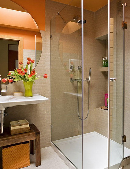 5 Tips For Decorating Small And Simple Bathrooms 1