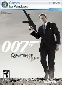 James Bond 007 Quantum of Solace Full Version