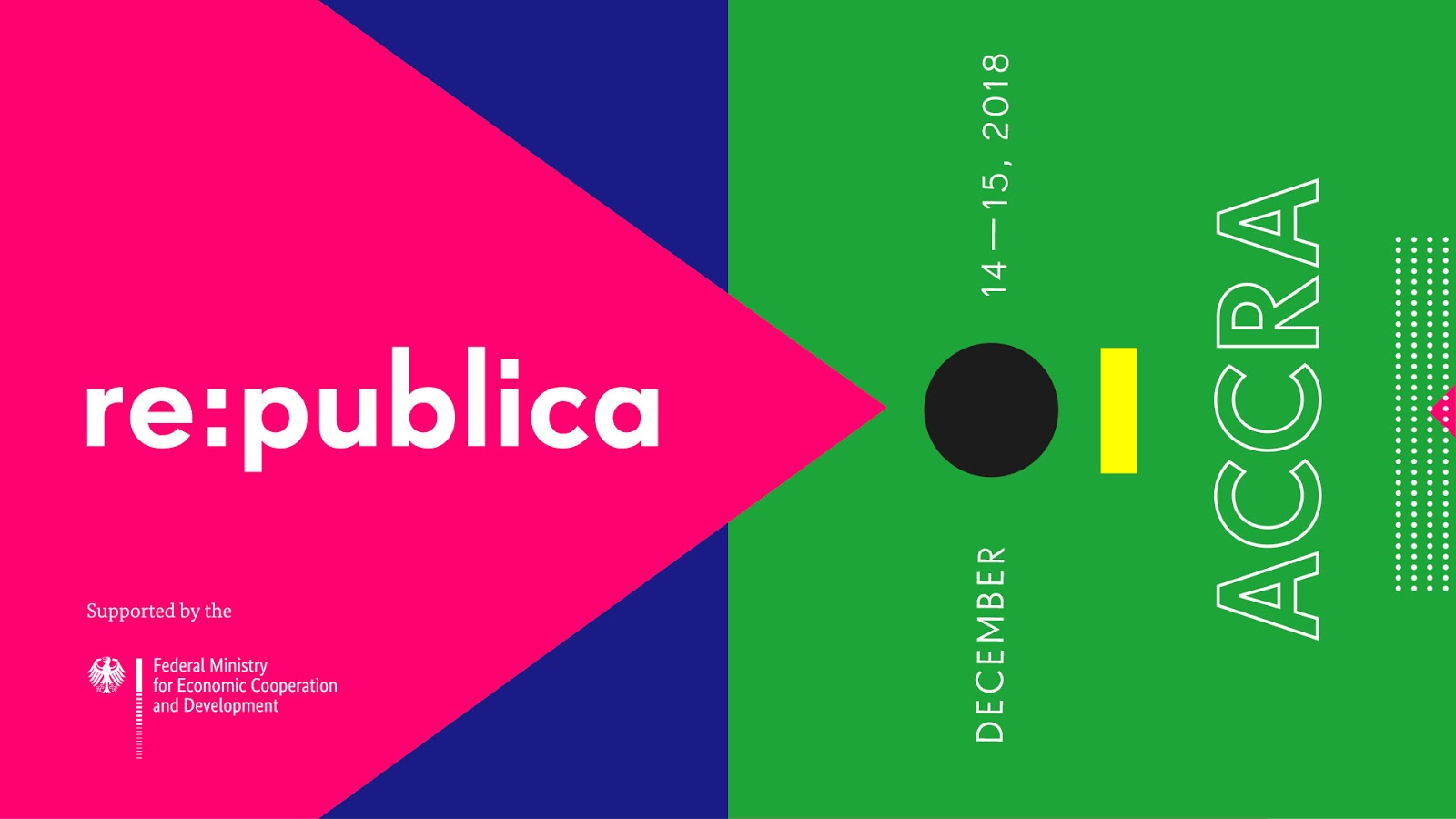 Accra to host republica, Europe's largest Digital and Internet Conference