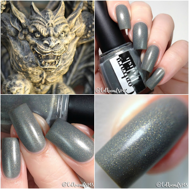 Contrary Polish-Gargoyle Please