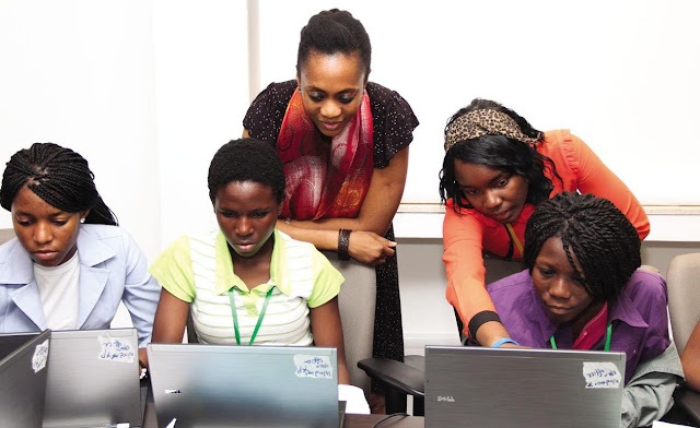 Women In The Nigerian Tech Industry