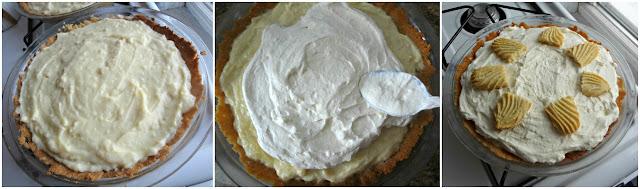 Vanilla & Honey Shortbread Pie