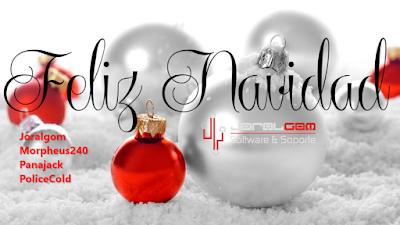 Feliz Navidad 2017 Les desea La Familia del Blog Software y Soporte !!!!!