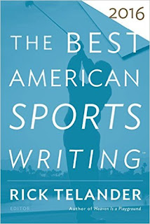 The Best American Sports Writing 2016 PDF