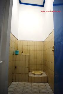 kamar mandi di hotel sari ambarawa jawa tengah nurul sufitri
