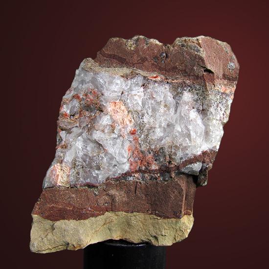 Les minéraux - Québec: Baie-Comeau - Gâteau sec