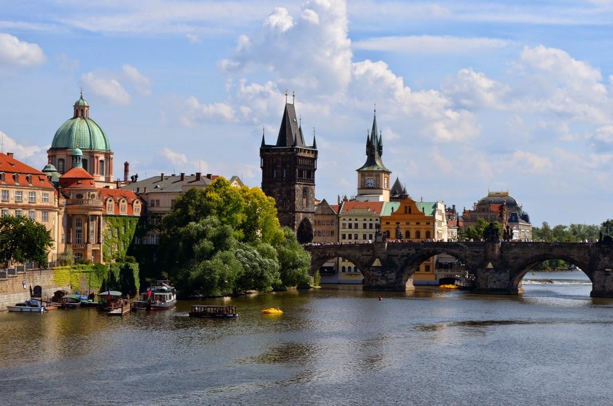 Day Off in Prague- Praga w jeden dzień