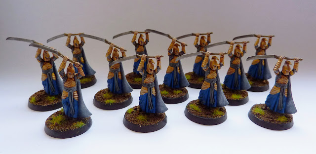 Last Alliance Elves for Lord of the Rings Strategy Battle Game