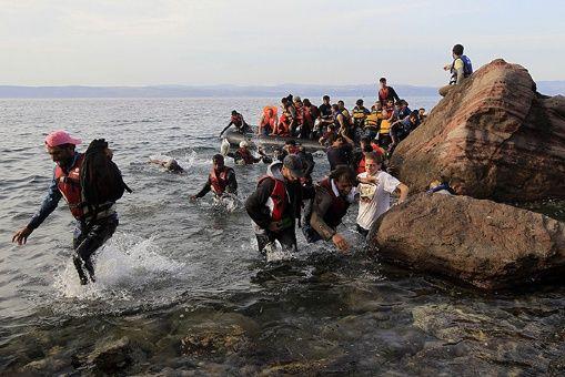 Más de tres mil muertes de refugiados en el mar Mediterráneo