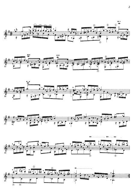 Johann Sebastien Bach - Allemande