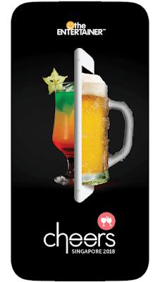 Cheers App 2018 Singapore