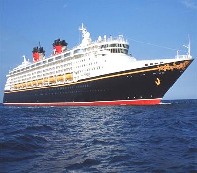 Kapal Pesiar Disney Wonder