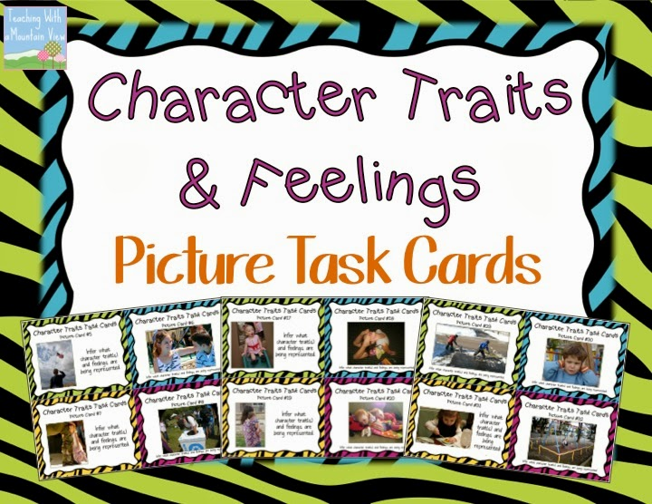 Teaching With A Mountain View Characters Characters And
