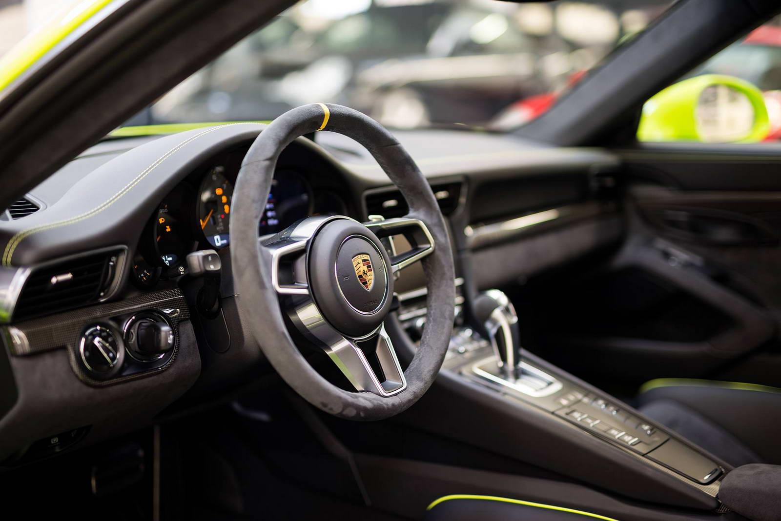 Fourtitude com - Porsche Exclusive shows off a unique Birch