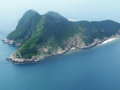 view con dao from above