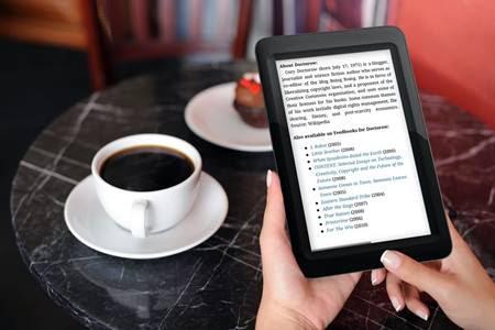 É de se esperar que os leitores digitais sejam deixados de lado para adotarmos formatos de ebooks mais amigáveis para tablets