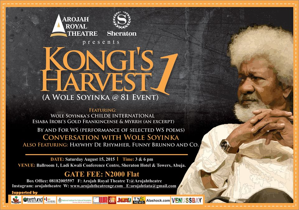 kongi's harvest Watch movie kongi's harvest online on moviesto film based on a play written by wole soyinka.