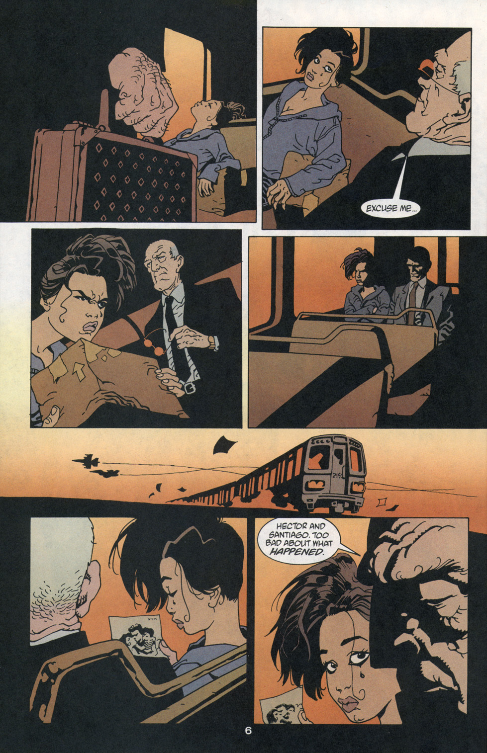 Read online 100 Bullets comic -  Issue #1 - 7
